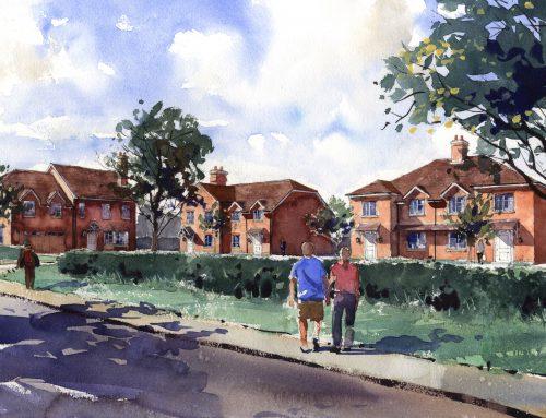 Dogmersfield, Hampshire – scheme application